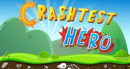 Crashtest hero: Motocross