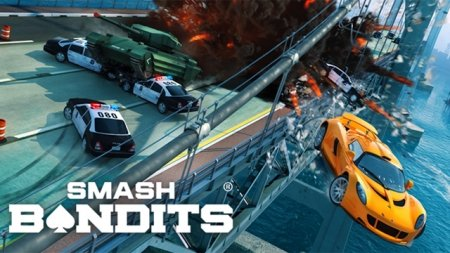 Smash Bandits Racing