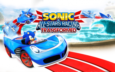 Sonic - All-Stars Racing Transformed