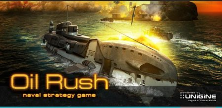 3D Oil Rush: Naval Strategy