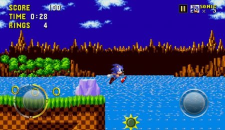 Sonic the Hedgehog v 2.0.4