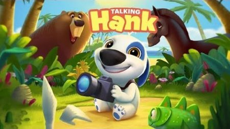 Мой Говорящий Хэнк My Talking Hank