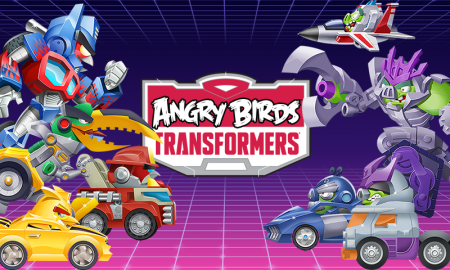 Angry Birds Transformers/Трансформер Энгри Бёрдс