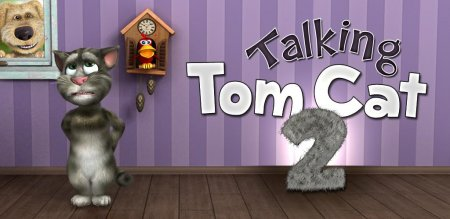 Говорящий Том 2/Talking Tom Cat 2